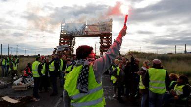 Polícia prende mais de 200 pessoas em protestos em Paris 3
