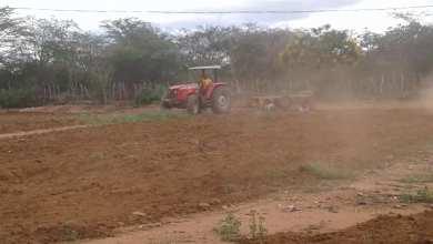 Prefeitura de Zabelê segue realizando cortes de terras para agricultores 4