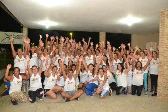 Academia-da-Saúde-_-Aniversário-10-585x390 Academia da Saúde Maria Celeste Alves Silva comemora 2 anos