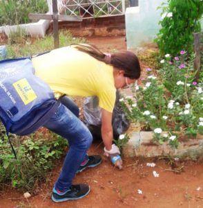 Equipe-VS-intensifica-ações-anti-aedes-9-294x300 Vigilância em Saúde intensifica ações contra o mosquito Aedes Aegipty em Monteiro
