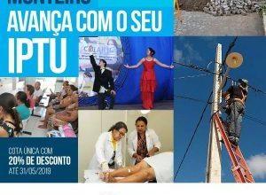 Prefeitura de Monteiro dá início à entrega dos carnês do IPTU 2019 4