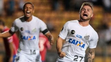 Suspensão de Derlis González abre espaço para Sasha no Santos 5