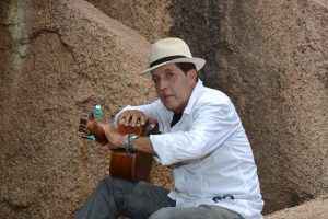 Monteirense apresenta música na primeira eliminatória do II Festival de Música da Paraíba 7