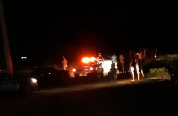 acidente-ifpb-monteiro-594x390 Em Monteiro: Colisão frontal entre dois carrosem frente ao Instituto Federal da Paraíba