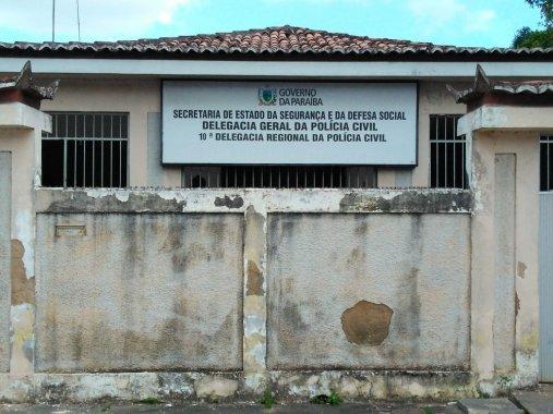 delegacia-de-sape-507x380 Homem é preso na PB, suspeito de agredir a mãe e furtar mais de R$ 7 mil da idosa