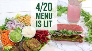 4:20: Restaurantes vão servir pratos com canabidiol para o 'dia da maconha' 1