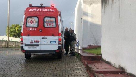 ASSALTO-693x390 Vigilante é baleado e armas são roubadas durante assalto em Escola Técnica na PB