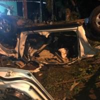 Jovem Sertaniense morre em acidente envolvendo caminhonete conduzida por motorista bêbado