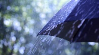 Inmet divulga alerta de chuvas para 38 cidades da PB 2