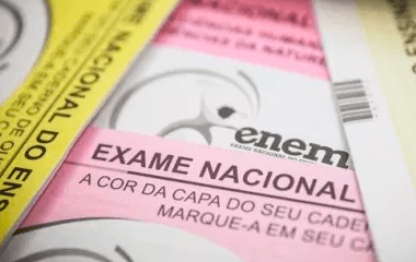 ENEM-ENCERRAMENTO Enem: Estudantes têm até hoje para se inscrever