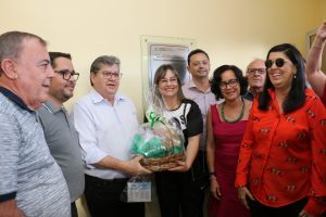 joão-azevedo João Azevêdo inaugura Centro de Atendimento às Mulheres do Cariri