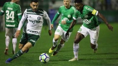 Palmeiras bate a Chape fora de casa e segue líder do Brasileiro 15