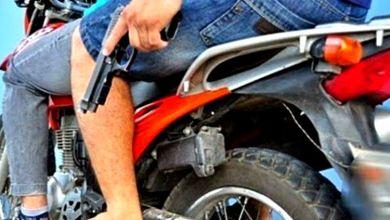 Moto é tomada por assalto em Sumé 6