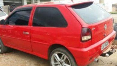 Bandidos furtam Carro   em Monteiro 17