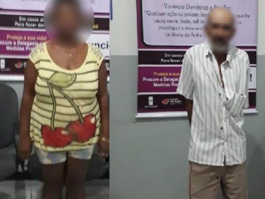 montege-519x390 Mãe acusada de aliciar filhas para sexo com homens vai para o presídio; idoso suspeito dos abusos é preso