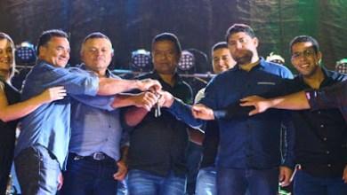 Zabelê comemora São Pedro e prefeito entrega benefícios à população 18