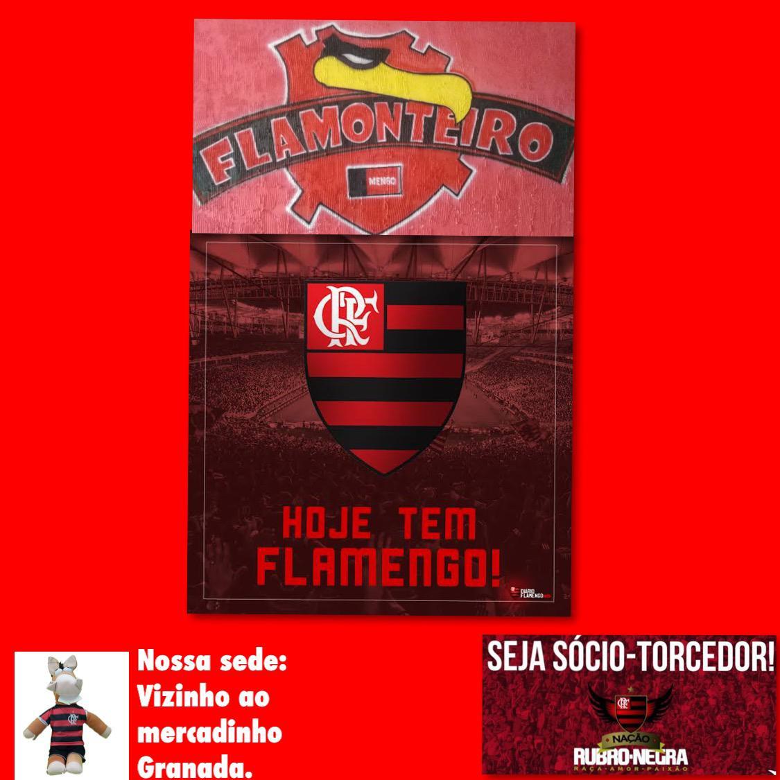IMG-20190710-WA0004 Hoje tem jogo na sede da maior torcida organizada do Flamengo do Cariri a Fla-Monteiro.