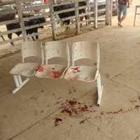 Homem é esfaqueado após desentendimento na feirade gado em Monteiro