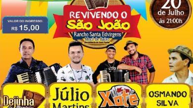 Em Monteiro: Revivendo o São João no sítio Mocó de Baixo, com Dejinha de Monteiro, Osmando Silva. 5