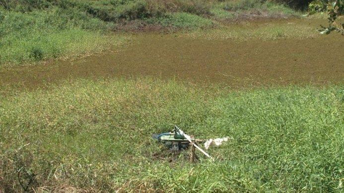 agricultor-tentou-consertar-bomba-de-irrigacao-693x390 Agricultor morre após sofrer descarga elétrica ao tentar consertar bomba de água, na PB