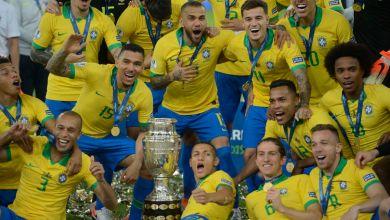 Tite comemora vitória no Maracanã: 'templo maior do futebol' 13