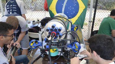 Robô da Equipe Nautilus representa Brasil na Robosub 2019 11