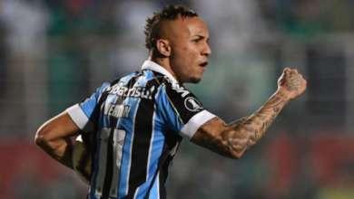 Grêmio vence o Palmeiras de virada e avança na Libertadores 9