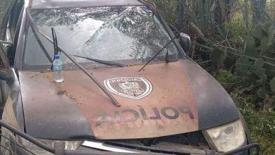 Delegada é vítima de capotamento de carro em Barra de Santa Rosa 15