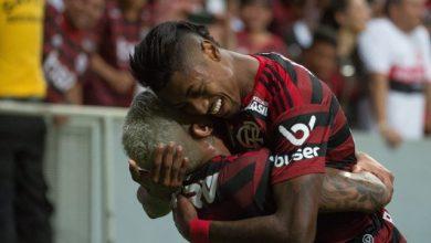 Flamengo goleia o Vasco por 4 a 1 em Brasília 3