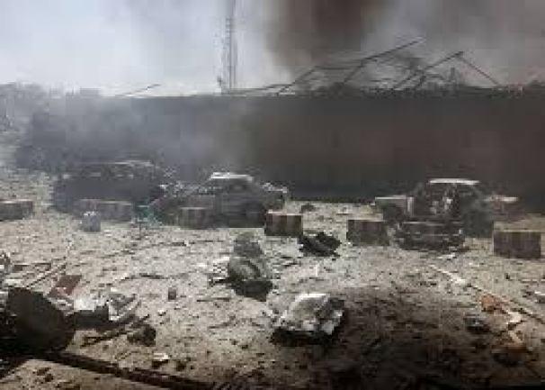 Atentado com carro-bomba fere 95 no Afeganistão 1