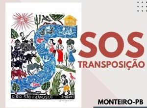 Entidades Estudantis se unem em defesa da transposição do São Francisco 4