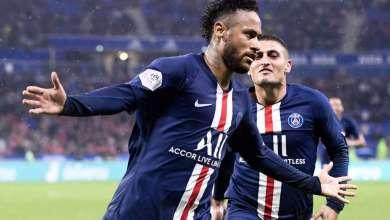Neymar decide com golaço no fim e PSG bate o Lyon no Francês 5