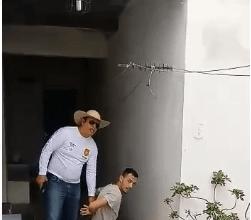 Acusado de assalto a casa lotérica em Sertânia é preso pela Polícia 11