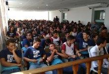 Câmara de Monteiro recebe alunos da rede municipal que se preparam para fazer a prova do SAEB 10