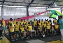 Alunos da Rede Municipal de Monteiro participam do Paraíba Paralímpica 10