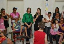 Dia das Crianças é comemorada com muitas brincadeiras do no CER II e Napse em Monteiro 10