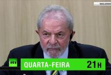 Entrevista do Lula para canal russo na TVT 10