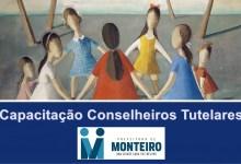 MONTEIRO: Ação Social realizará Curso de Formação para conselheiros tutelares 9