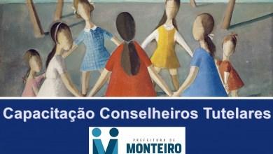 MONTEIRO: Ação Social realizará Curso de Formação para conselheiros tutelares 32