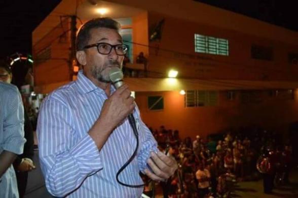 Prefeito de São João do Cariri protocola renuncia do mandato 1