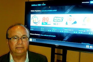 Diretor da Rádio 95 FM sofre tentativa de roubo de carro em BR do Cariri 3