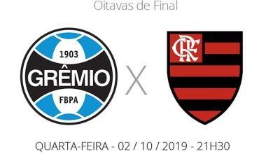 Grêmio x Flamengo disputam semifinal da Libertadores nesta quarta-feira(02) 5