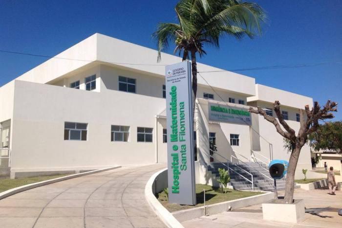 hospital_monteiro_novo Governo do Estado abre 26 novos leitos covid-19 em Monteiro