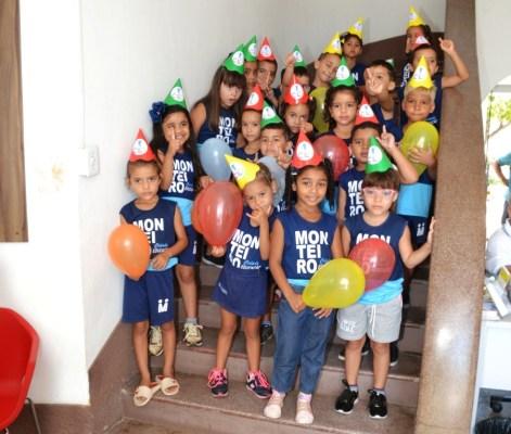 Aniversário-CEI-2-471x400 Alunos comemoram com a prefeita Anna Lorena o aniversário de um ano do CEI Jackeline Santa Cruz