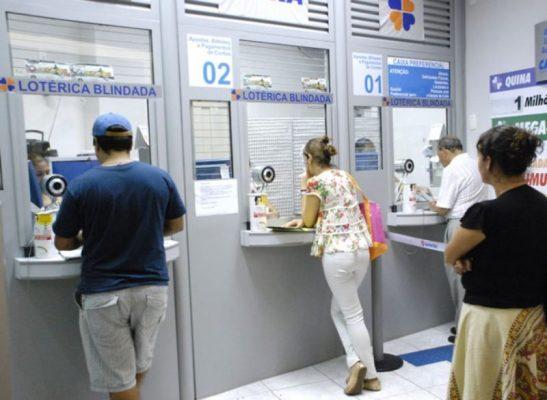 Casa-loterica-800x585-1-547x400 Governo autoriza, com restrições, reabertura de bancos e lotéricas na PB
