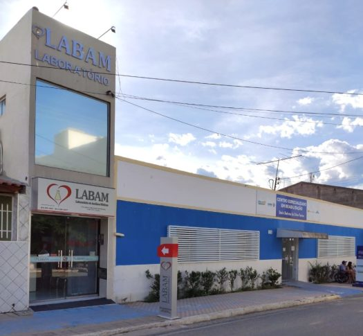labam-monteiro-e1614425669433 Em Monteiro: Laboratório de Análises Clínicas LABAM