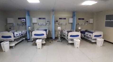 LEITOS Casos de coronavírus na PB chegam a 2.156 com 124 mortes