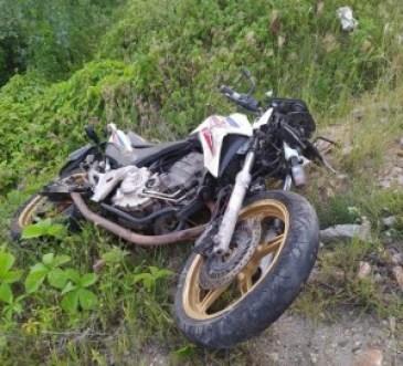 MOTO-ROUBO Serra-branquense morre em acidente de moto entre Boa Vista e Campina Grande