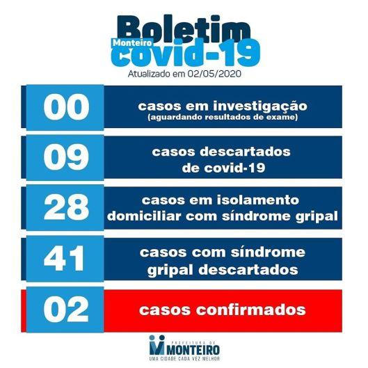 bo-d9a-02 Boletim Covid-19: Monteiro, 02-05-20