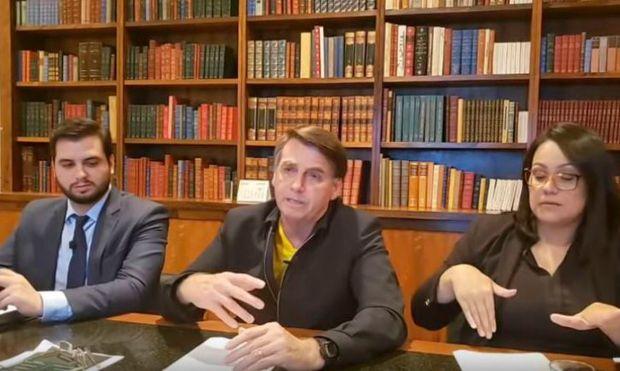 BOLSA Bolsonaro confirma mais duas parcelas do auxílio emergencial